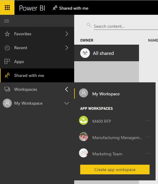 Creating Power BI Apps and App Workspaces - Carl de Souza