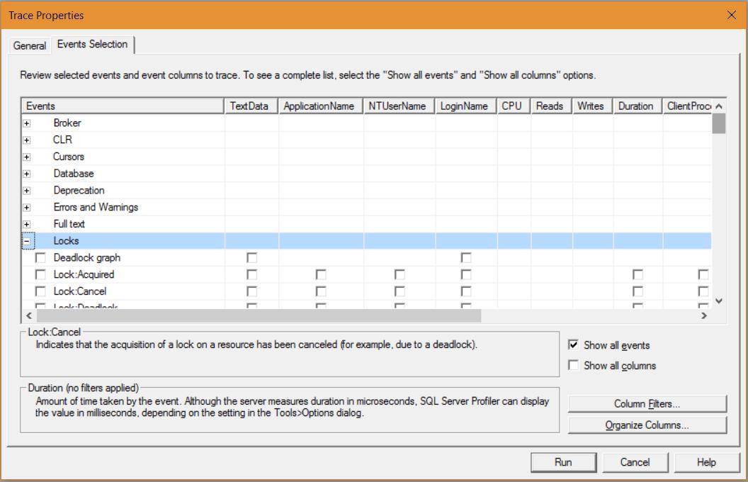 SQL Server Deadlock Troubleshooting with SQL Profiler - Carl de Souza