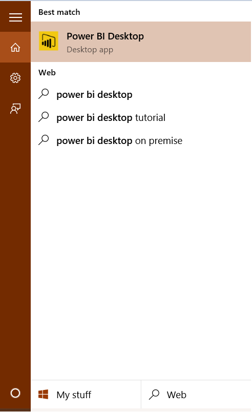 Installing Power BI Desktop - Carl de Souza