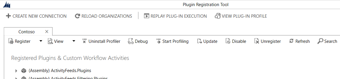 Creating and Debugging a Plugin in Dynamics CRM 2016 - Carl
