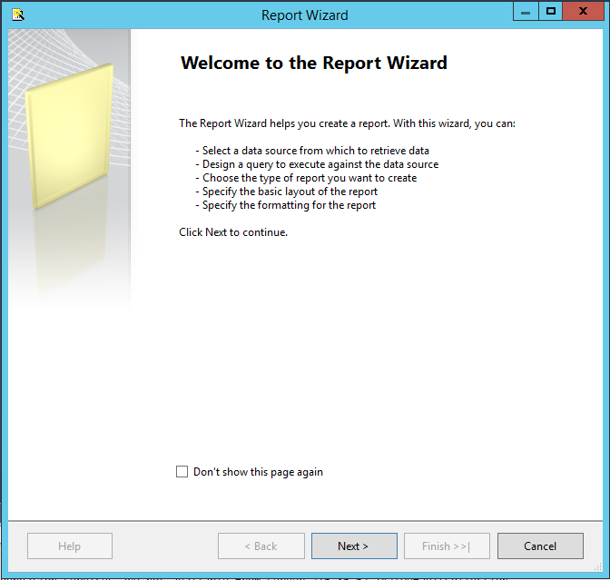 Creating Dynamics CRM Reports with SSRS and Fetch XML - Carl