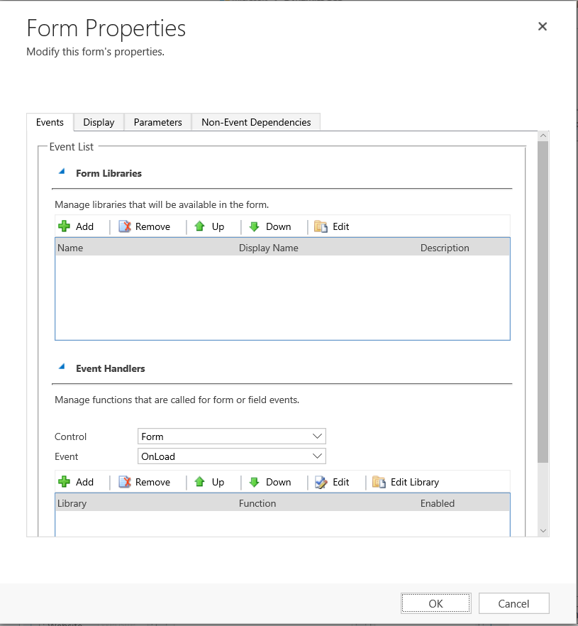 Dynamics CRM Read Only Form and Disable Fields with JavaScript