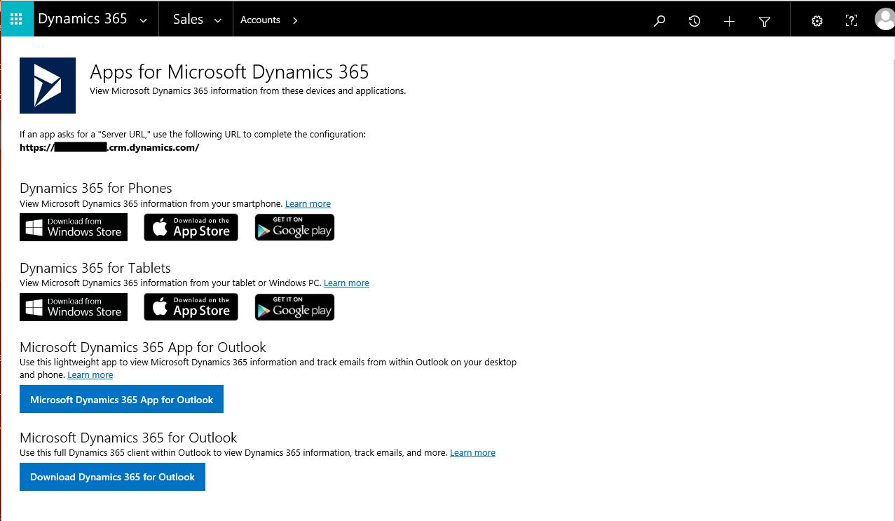 Dynamics 365 Apps for Office 365 and Desktop Outlook - Carl de Souza