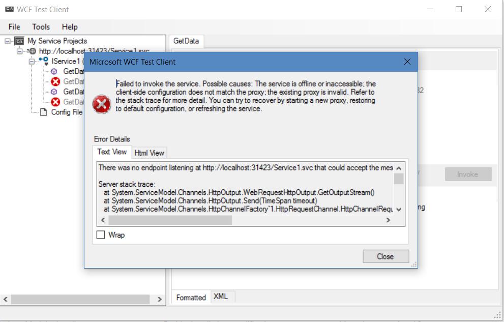 Create a WCF Windows Service - Carl de Souza
