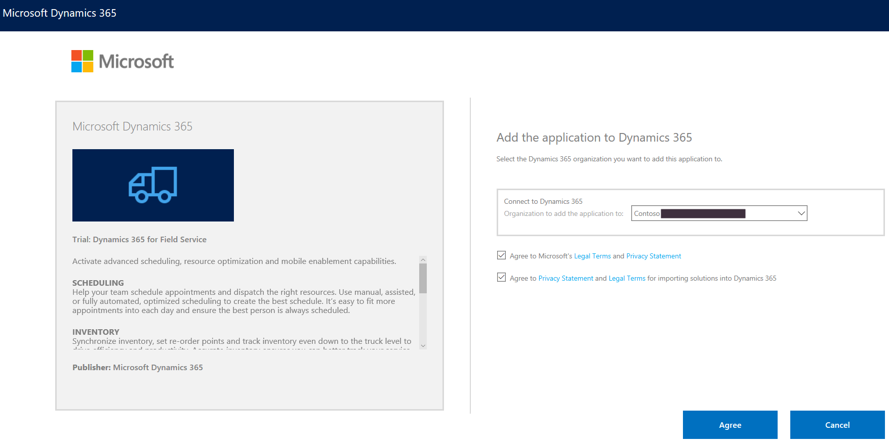 Installing Field Service for Dynamics 365 (Online) - Carl de