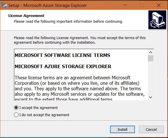 Installing and Using Azure Storage Explorer - Carl de Souza