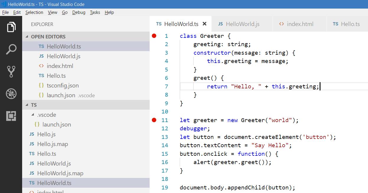 Debugging TypeScript with Google Chrome and Node - Carl de Souza