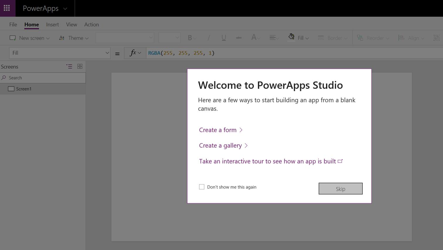 PowerApps Part 1 – Creating an App from Scratch - Carl de Souza