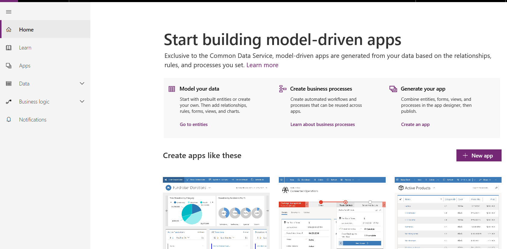 PowerApps - Create a Model-Driven App - Carl de Souza