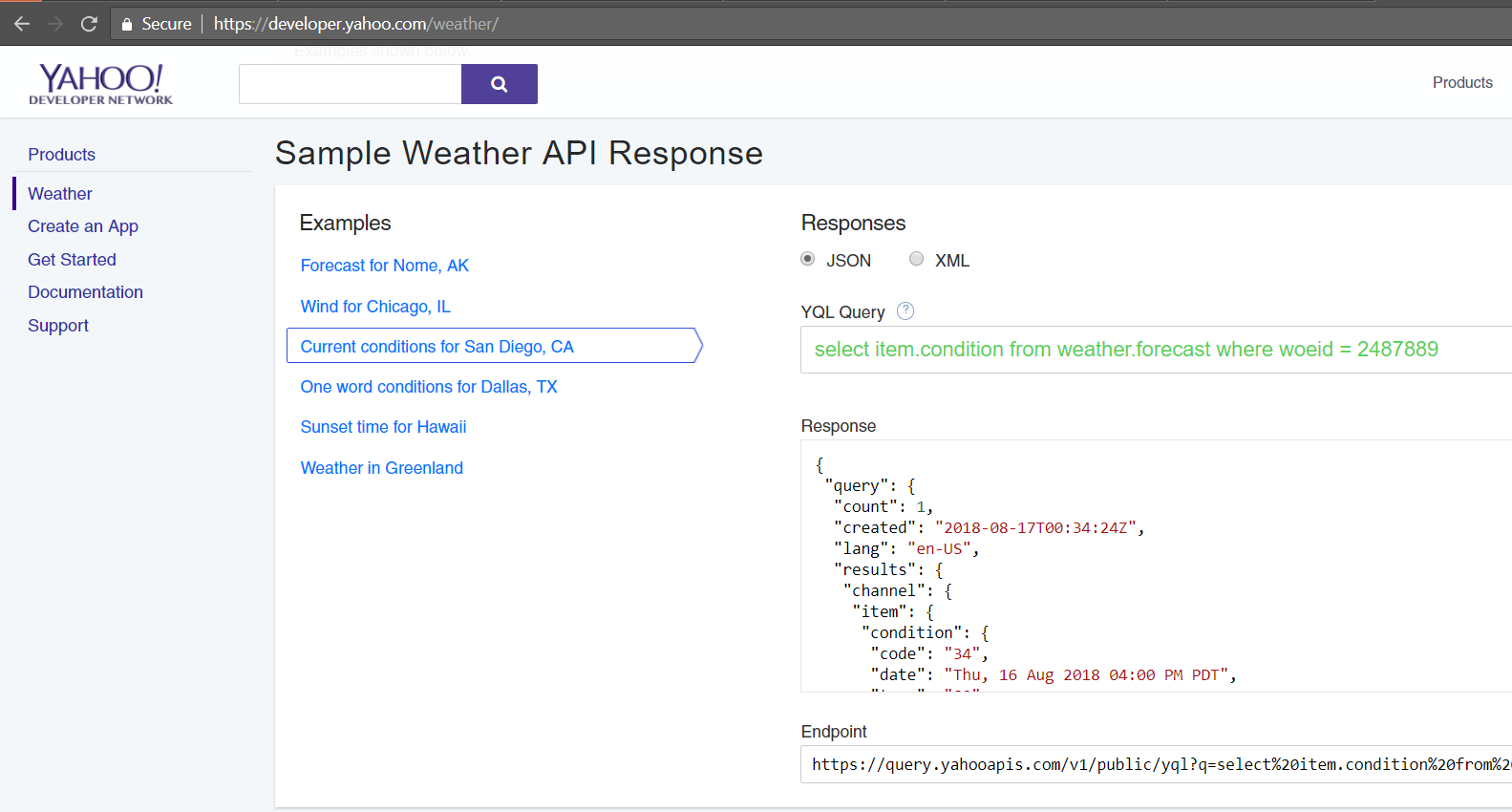 Get Weather by Speaking App with Azure Cognitive Services - Carl de