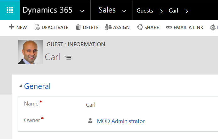Dowload Dynamics 365 Entity Record Photo in C# - Carl de Souza