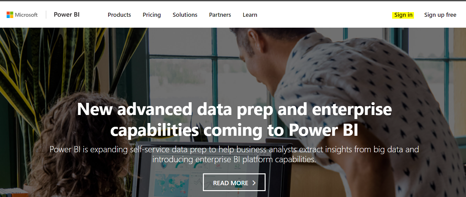 Getting Started with Power BI - What is Desktop, Service