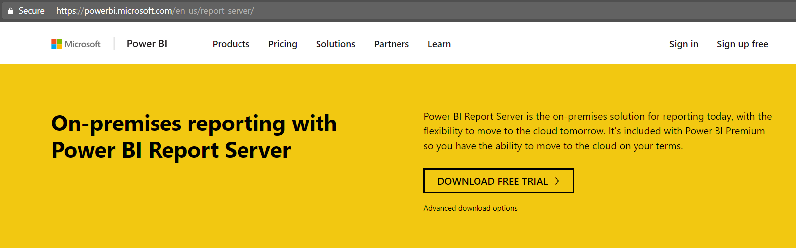 Installing Power BI Report Server - Carl de Souza