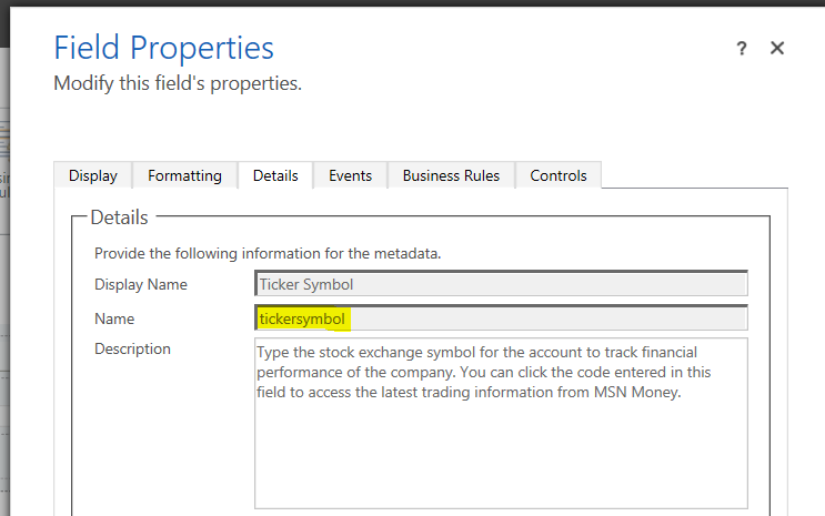 Hiding and Showing a Field in Dynamics 365 using JavaScript - Carl