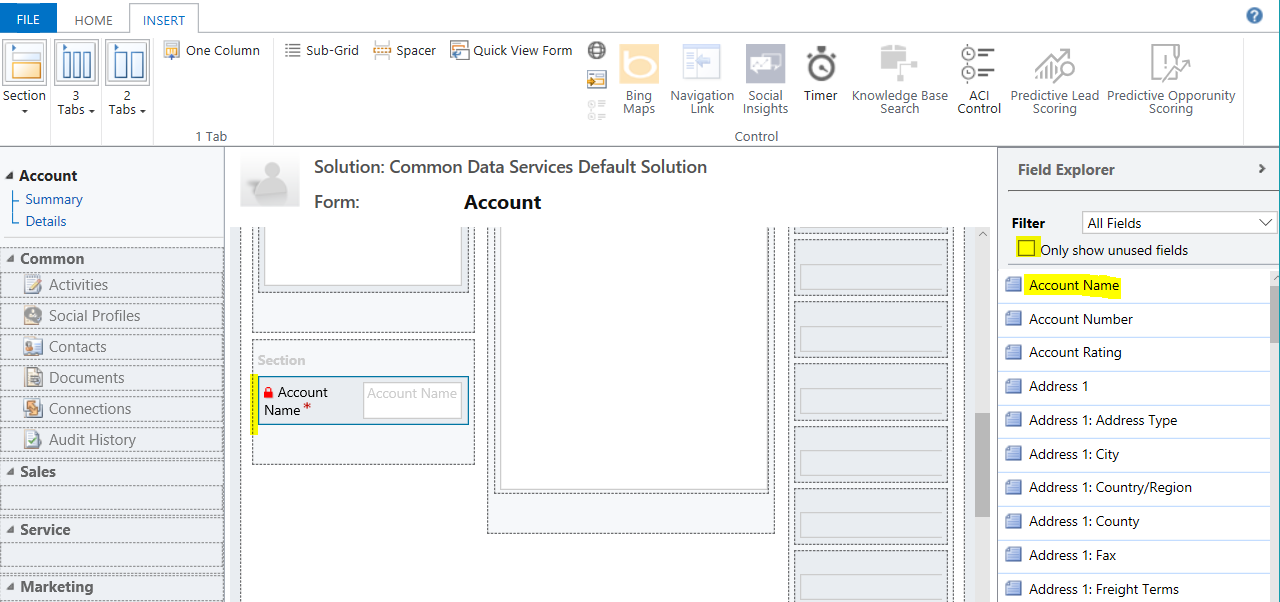 How to Embed a Canvas App in a Model Driven App in PowerApps