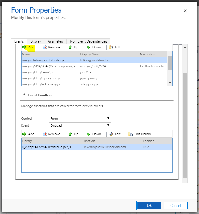 Using formContext in Dynamics 365 - Carl de Souza