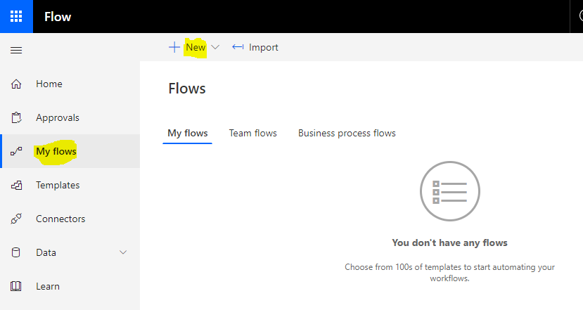 Using Microsoft Flow to Create Recurring Tasks in Dynamics